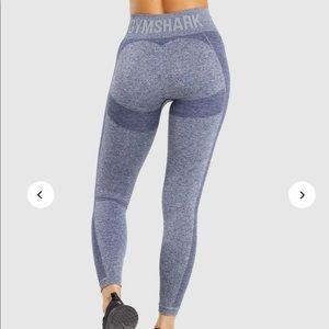 Gymshark Flex High Waisted Leggings - Charcoal